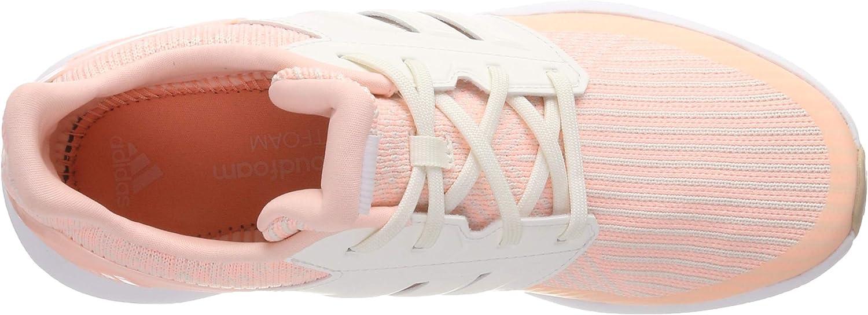 adidas RapidaRun Knit J, Chaussures de Fitness Mixte Enfant Orange (Narcla/Blanub/Percen 000)