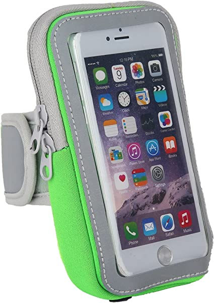 Delong Brazalete para smartphone, Armband deportivo de Running para iPhone 7/7 Plus/6/6 Plus/5/5S/Samsung Galaxy S7: Amazon.es: Electrónica