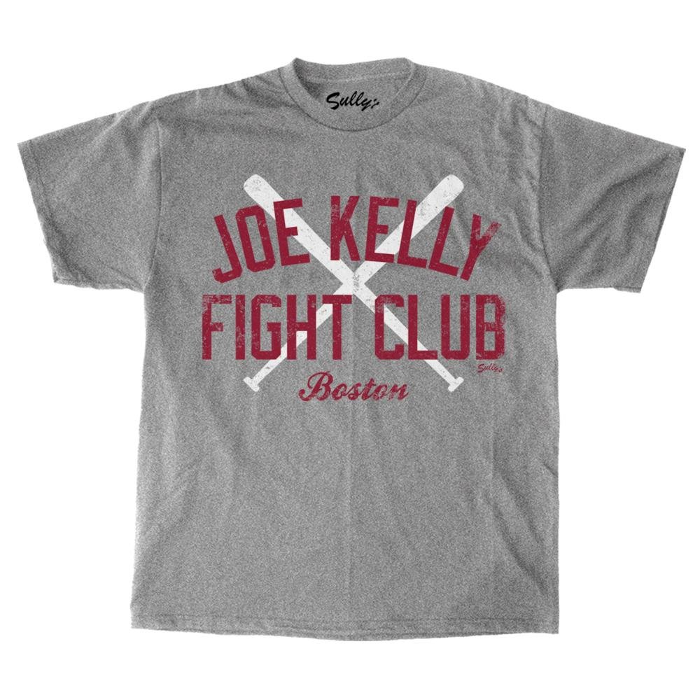 Sully's Brand Joe Kelly Fight Club T-Shirt … (Medium)