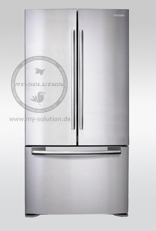 Samsung rf62hers1 French de Door nevera puerta lado a +, 441L ...