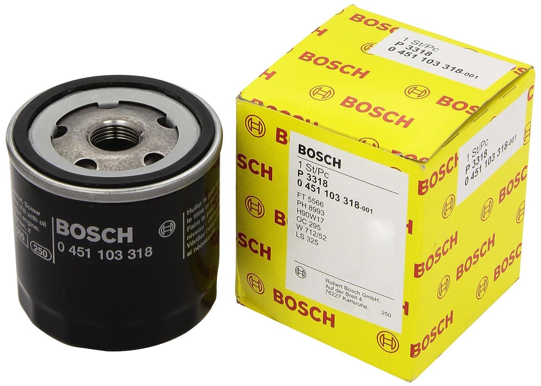 Bosch 0451103318 Ö lfilter P3318