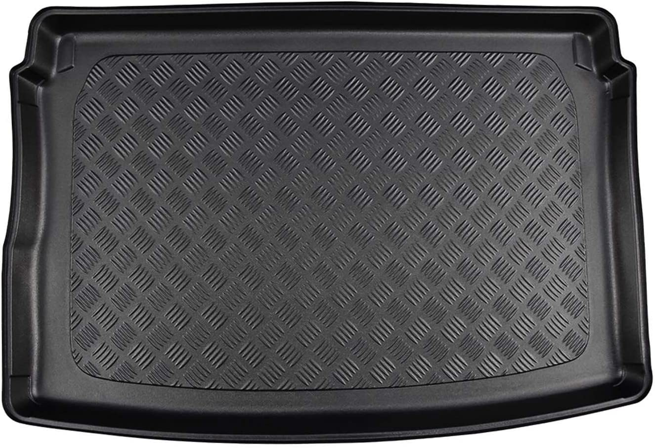 Nomad Auto Tailored Fit Durable Black Boot Liner Tray Mat Protector for Seat Arona