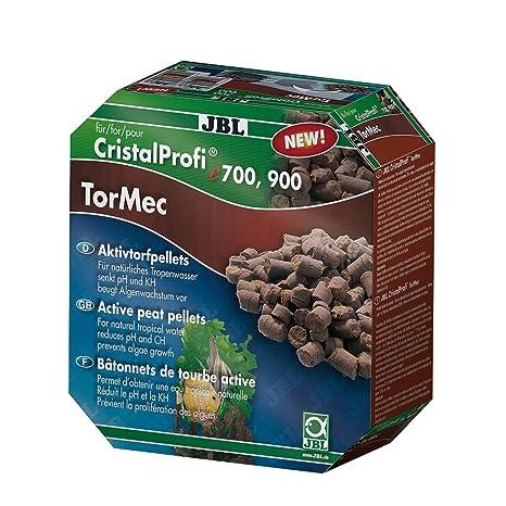 JBL tormec 60173 activo de Turba pellets para cristalprofi E 700/701/900/