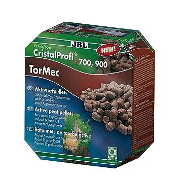JBL tormec 60173 activo de Turba pellets para cristalprofi E 700/701/900/901: Amazon.es: Productos para mascotas