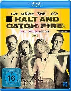 Halt and Catch Fire - Staffel 2 [Alemania] [Blu-ray]