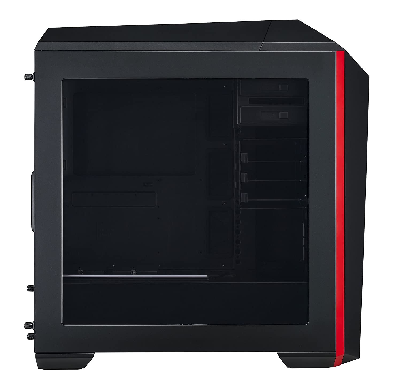 Cooler Master MasterCase Maker 5 MSI Edition Computer Case ATX USB 3.0 Window Side Panel MCZ-005M-KWN00-MI microATX Mini-ITX