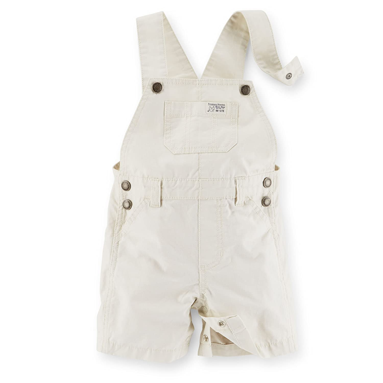 Ivy Carters Baby Boys Mini Blues Short Overalls