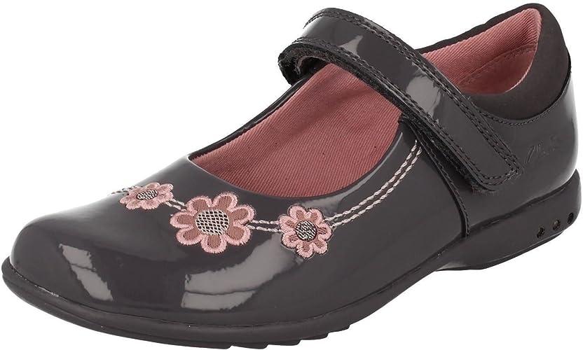 Clarks Girls Shoes TrixiWhizz: Amazon