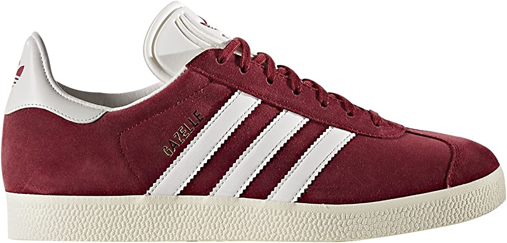 Chaussures adidas – Gazelle bordeaux/blanc/or taille: 38 2/3