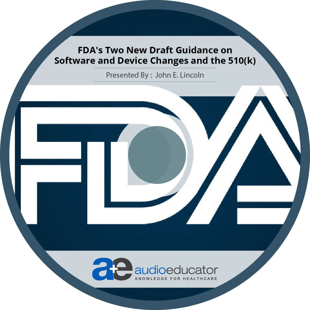 FDA's Two New Draft Guidance on Software and Device Changes and the 510(k) PDF
