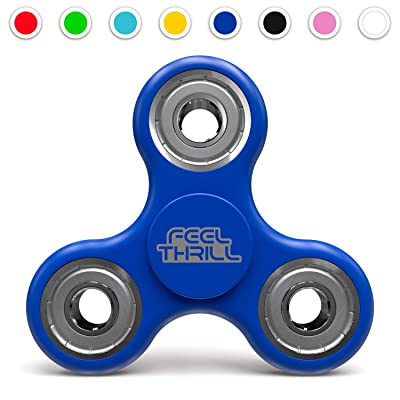 Premium Feel Thrill Stress Relieve Fidget Spinner Toy