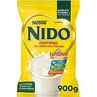 Nestle Nido Full Cream Milk Powder Pouch 900g