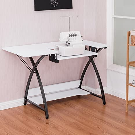 Estación de costura Craft Hobby Mesa para ordenador estación de ...