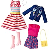 Barbie - Mode & Accessoires pour les Vêtements de Poupée Barbie - Ensemble de Loisirs