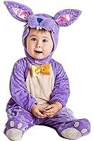 Disfraz de Conejo Lila Infantil (0-6 meses)