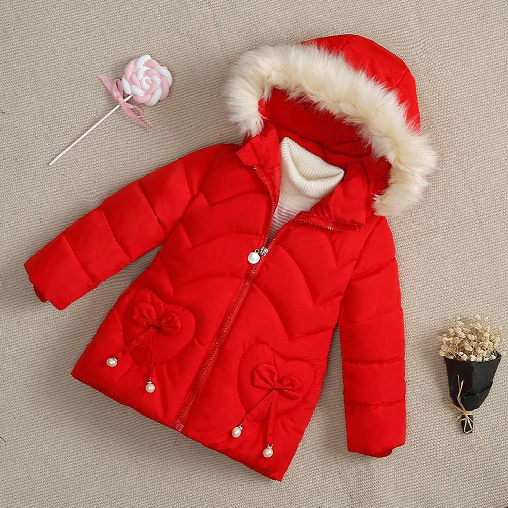 Cyhulu Newborn Baby Girl Boys Fashion Zipper Warm Coats Hooded Jacket Clothes