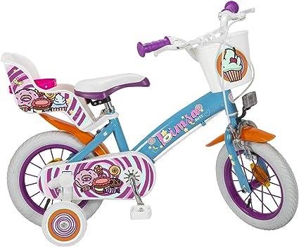 """16 ZOLL 16/"""" Kinderfahrrad Mädchenfahrrad Kinder Kinderrad Fahrrad Rad Bike Weiß"""