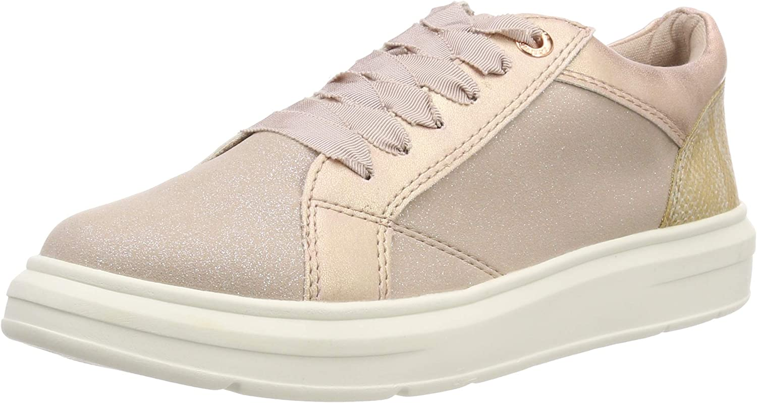 s.Oliver outlet Max 45% OFF Women's 5-5-23627-22 Sneakers Low-Top 552
