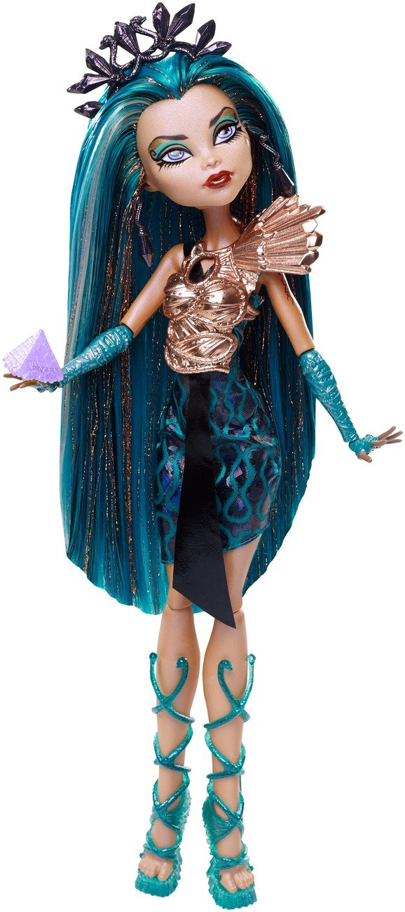 Monster High Boo York Bloodway Nefera De Nile Doll Dolls Amazon