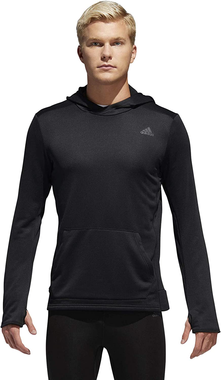 adidas Men's Own The Run Hooded Sweatshirt