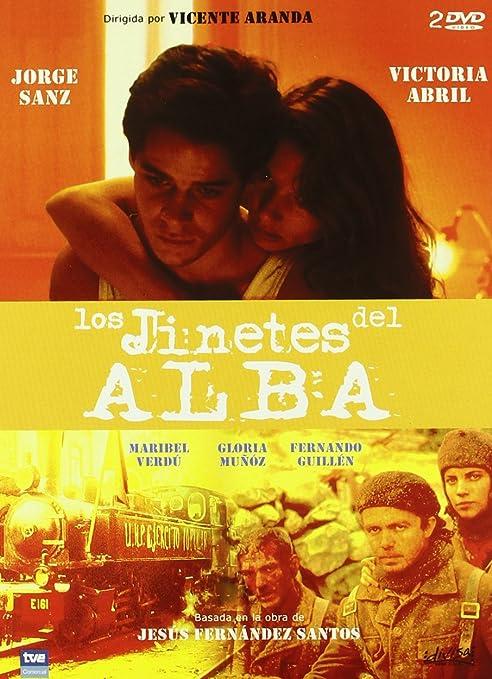 Los Jinetes Del Alba [DVD]: Amazon.es: Victoria Abril