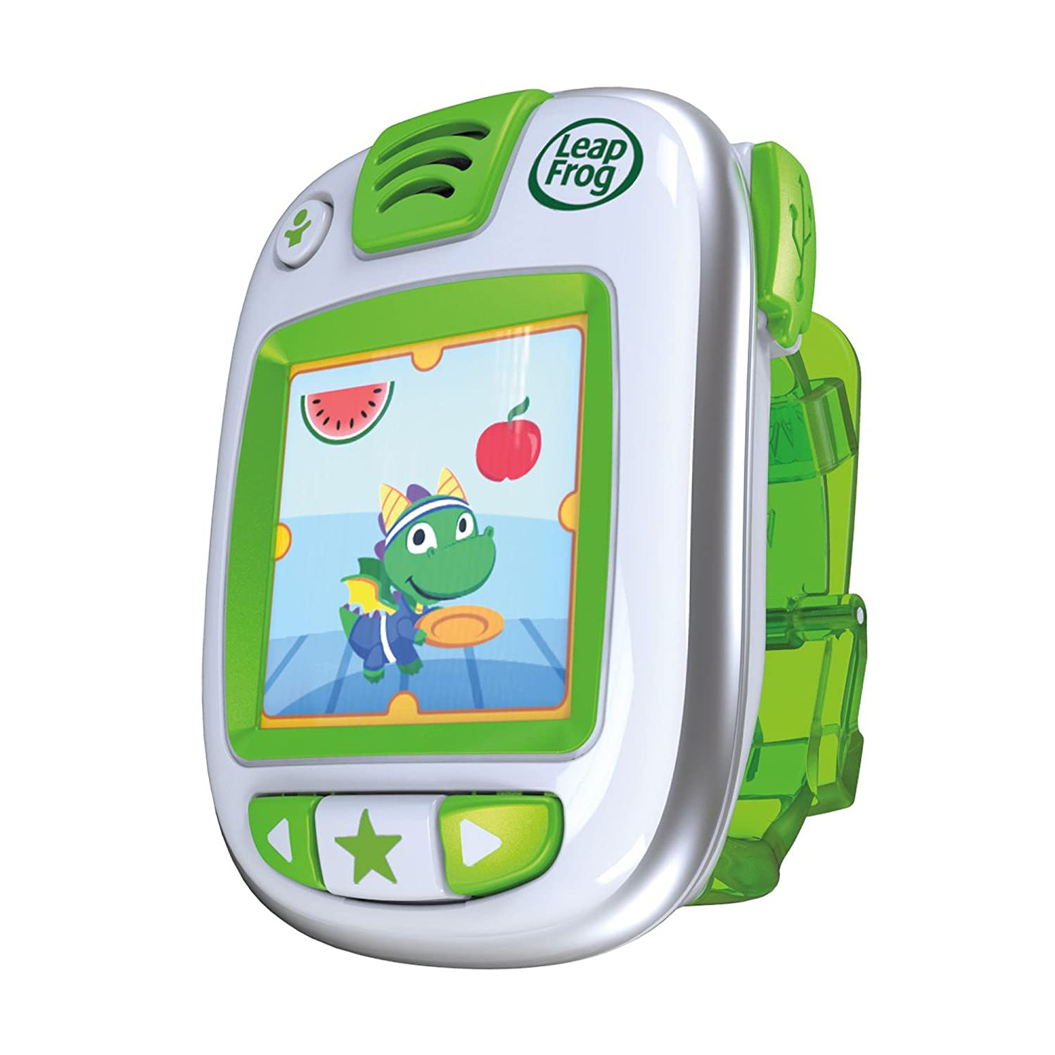 LeapFrog LeapBand Activity Tracker Green Amazon Toys & Games