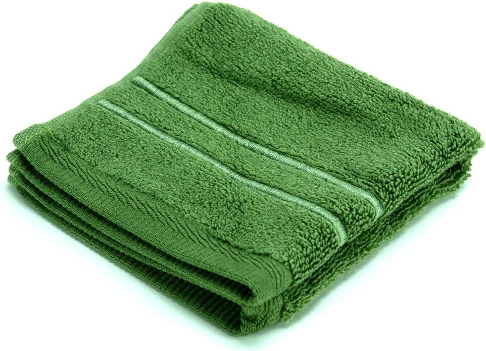 Lenox Platinum Collection Washcloth, Moss Landing