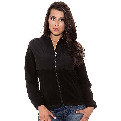 9 Crowns TR Women's Sport Fleece Jacket by Essentials