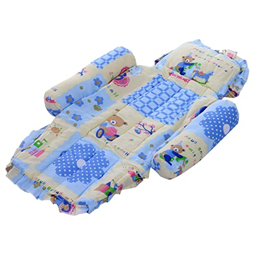 Little's Compact Baby Bed - Happy Bear (Multi Color)