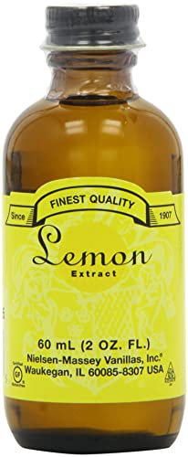 Nielsen-massey Pure Lemon Extract 60 ml