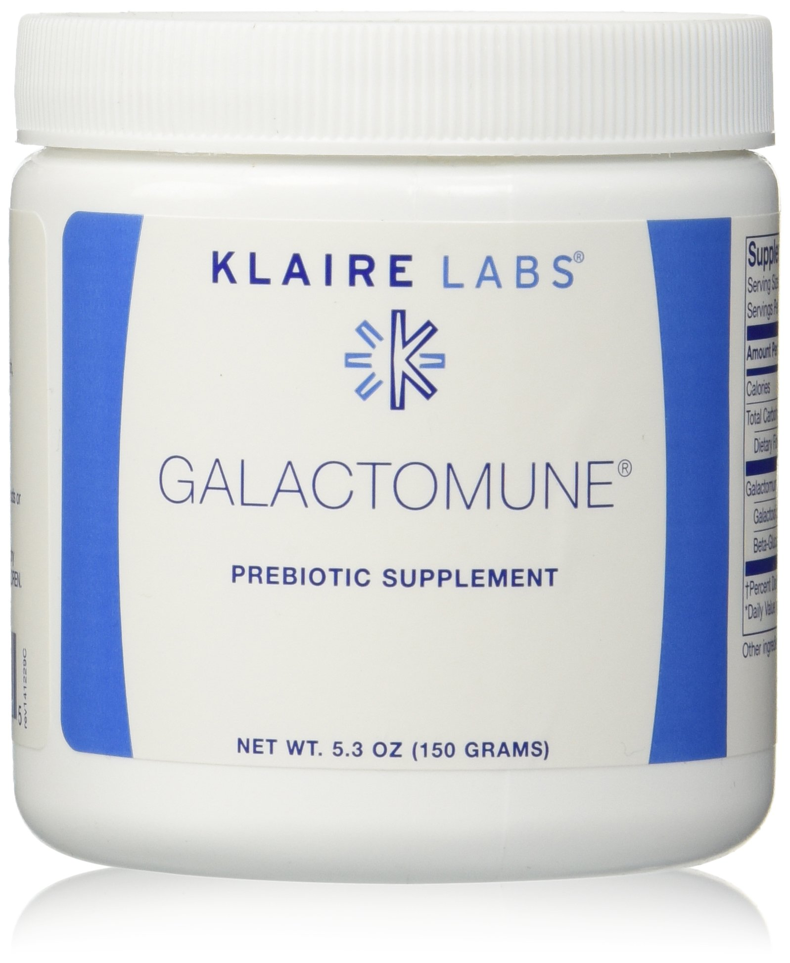 Galactomune - 5.3 oz (150 Grams) by Klaire Labs