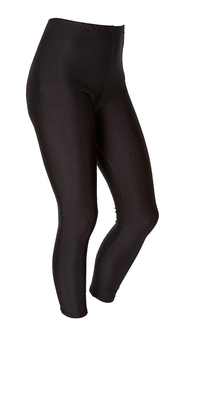 93c50dd2517 Hi-Co Girls Footless Dance Tights Leggings Nylon  Amazon.co.uk  Clothing