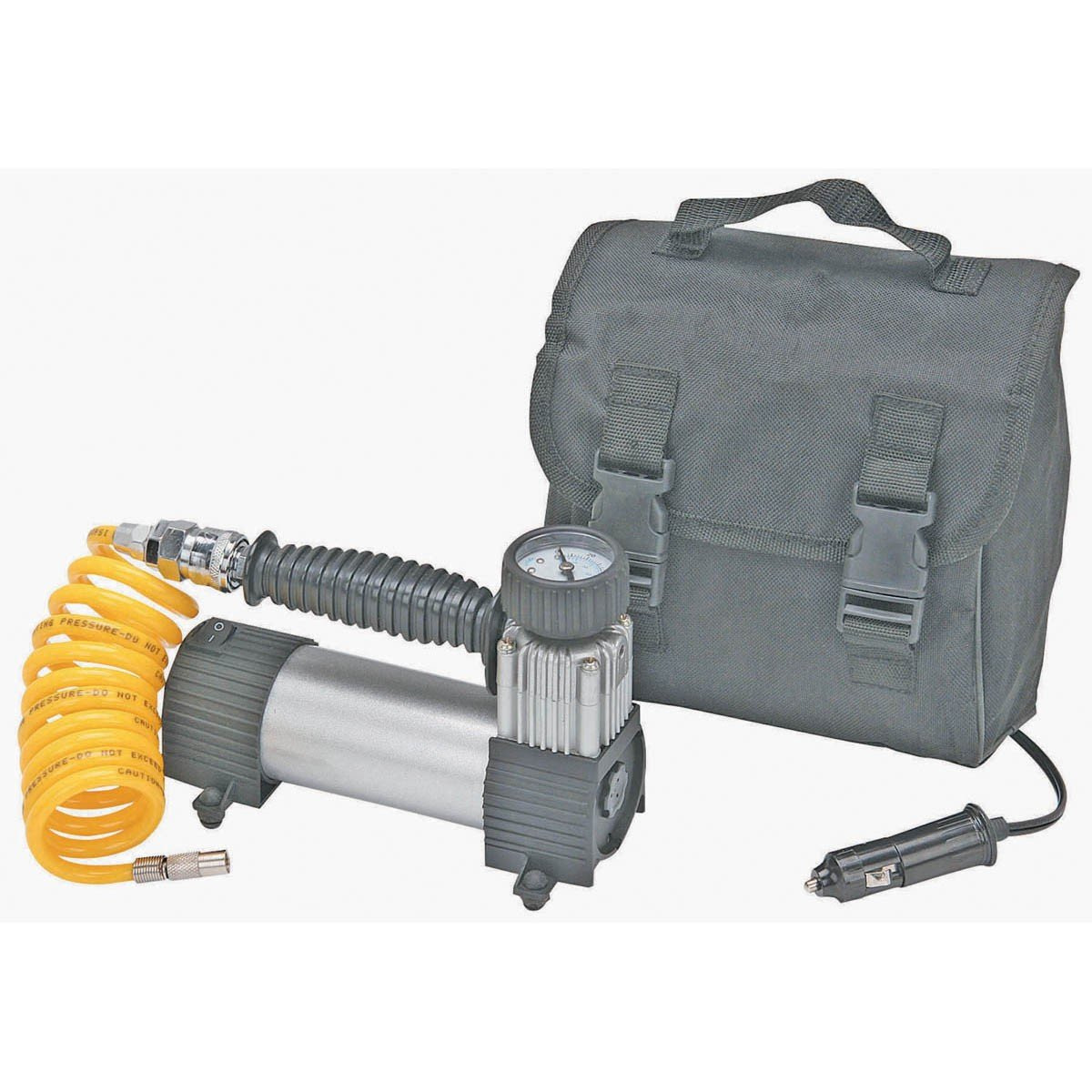 12 Volt, 100 PSI High Volume Air Compressor Pittsburgh - item#96068