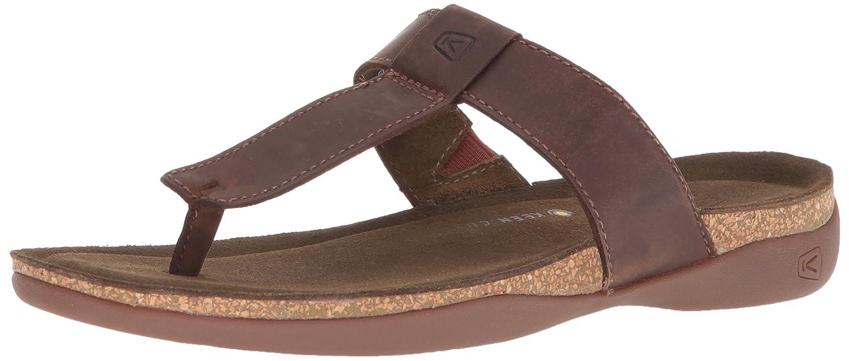 KEEN Women's Ana Cortez Flip-W Sandal B071Y4B9ZL 11 B(M) US|Tortoise Shell