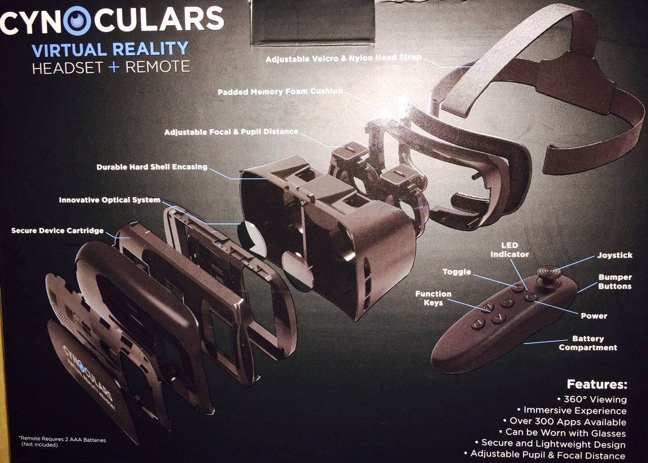 Hype ATVCYNO Cynoculars Virtual Reality Headset by Hype (Image #2)