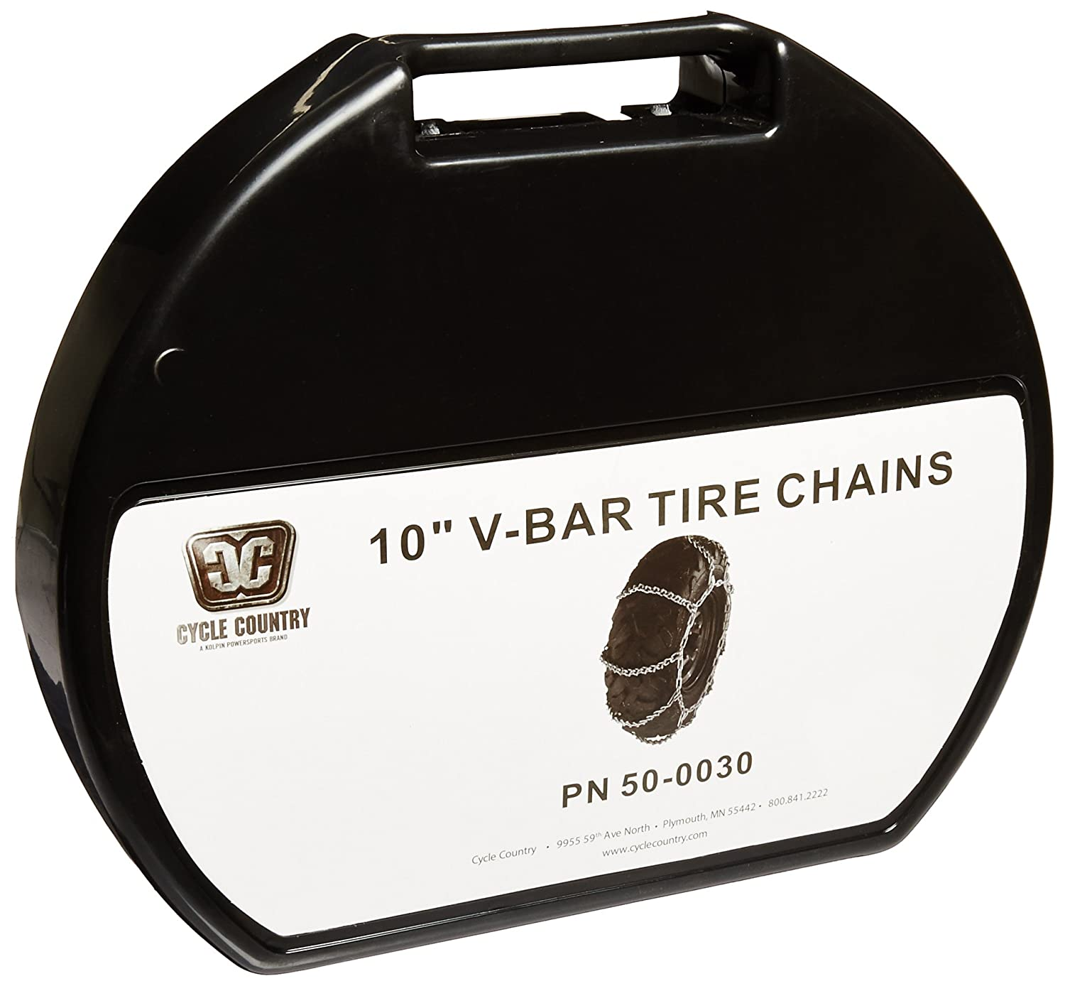 Cycle Country 50-0030 10' ATV V-Bar Chain 50902043