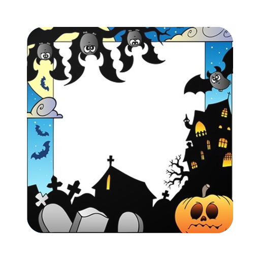 Halloween Photos Frame -