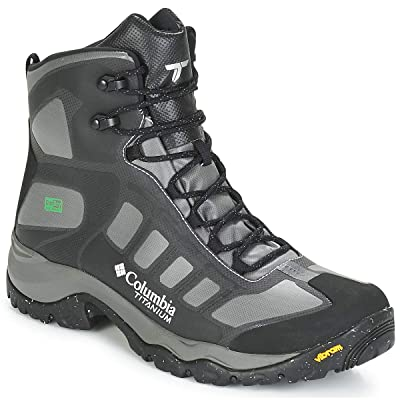 Amazon.com : Columbia Daska Pass III Titanium Outdry Extreme Eco Boot for Men, City Grey, Lux : Shoes