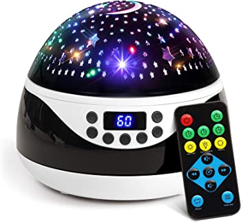 AnanBros Baby Night Light with Timer Music Player