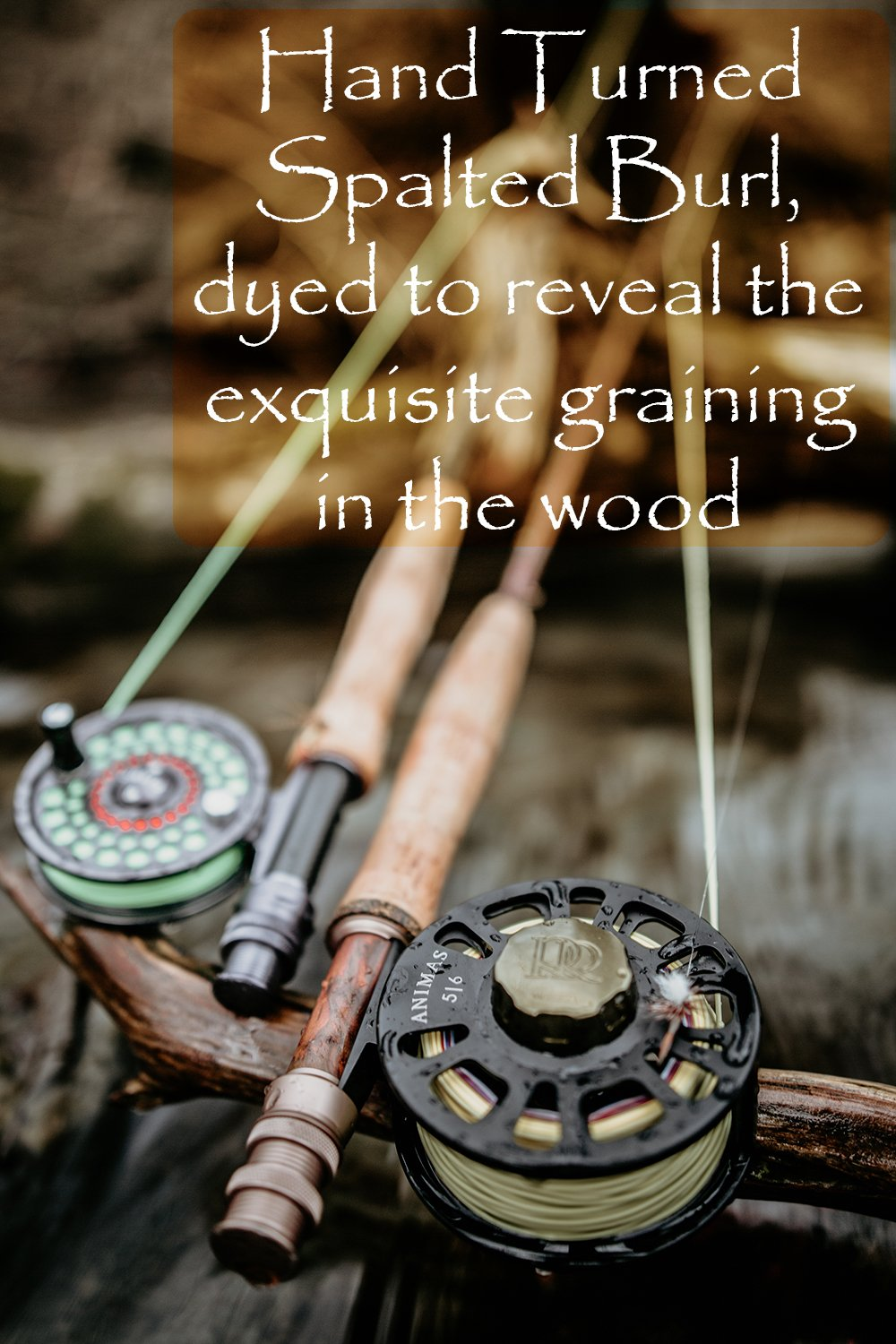 Moonshine Rod Co. The Revival Series Fly Fishing Rod