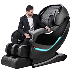 3D SL-Track Massage Chair by OOTORI