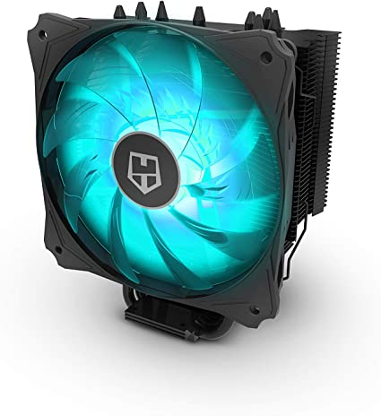 Nox Hummer H214 RGB - Cooler CPU, Color Negro: Nox: Amazon.es ...