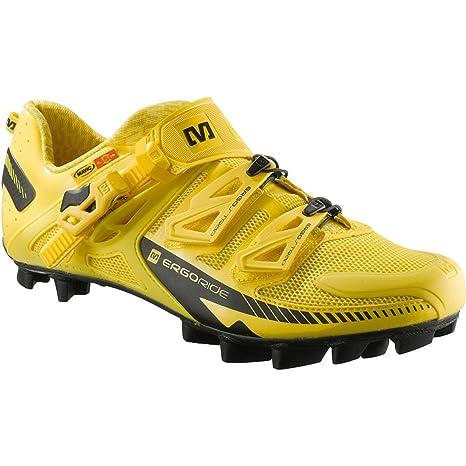 Mavic - Zapatillas de Ciclismo para Hombre Amarillo (MAV)