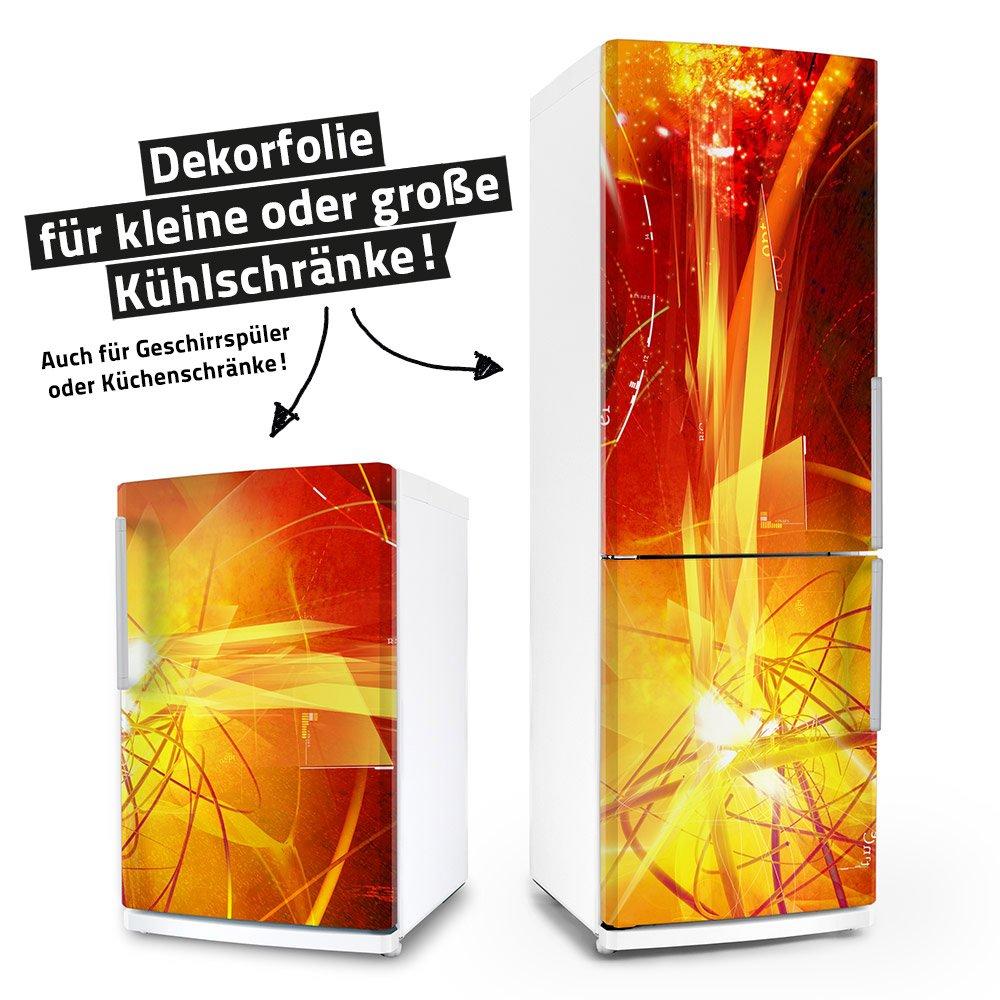 "Posterdeluxe 10970[C] Kühlschrank- / Spülmaschinen-Aufkleber ""Explosion"""