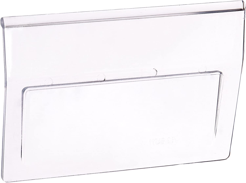 Quantum WUS255 Plastic Window for QUS255 Case of 4 Clear