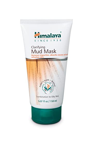 Himalaya, Clarifying Mud Mask, 5.07 fl oz(pack of 2) (6 Pack) BERRISOM Animal Mask Series Cat