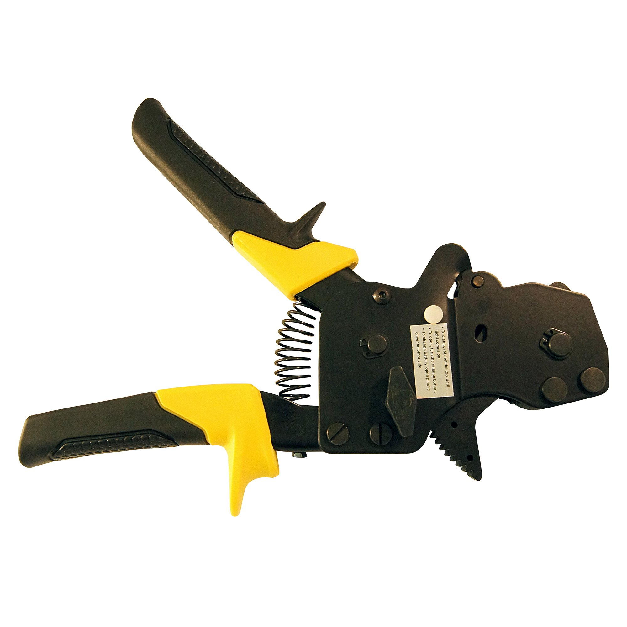 Apollo PEX 69PTBJ0010C 3/8-inch - 1-inch One Hand Cinch Clamp Tool