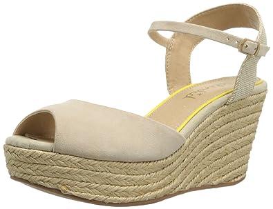 32670d12811 Amazon.com: Splendid Women's Ganes Wedge Sandal: Shoes
