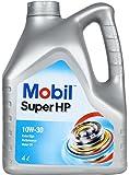 Mobil Super HP 10W-30 Motor Oil (4 L)