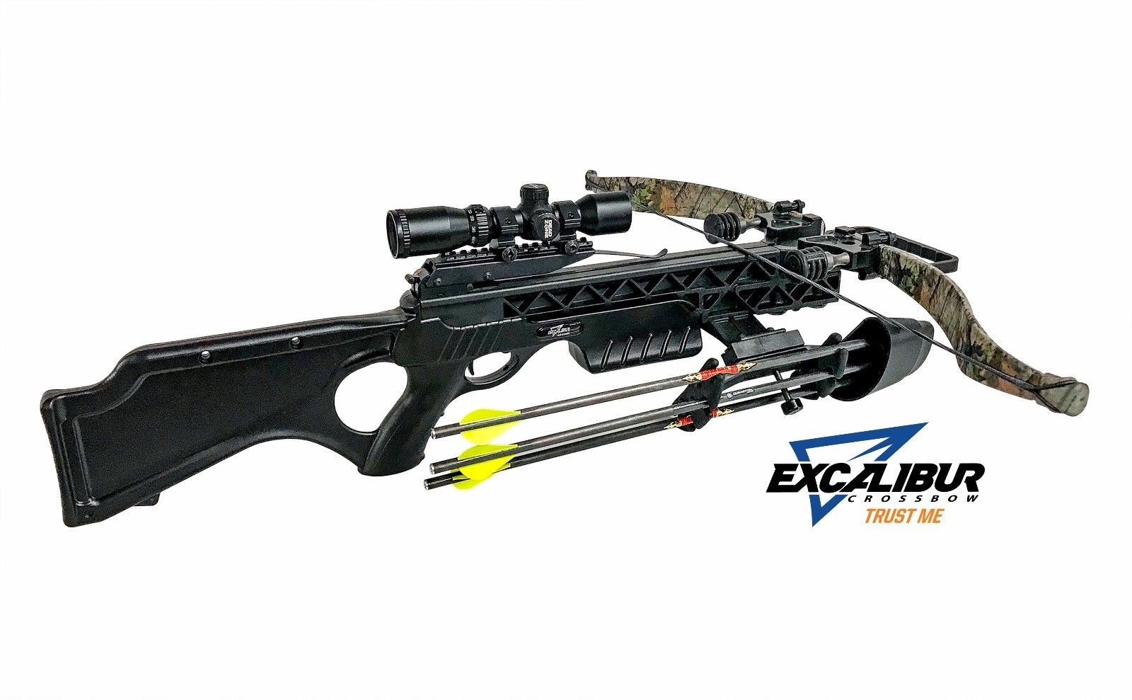 Excalibur MATRIX GRIZZLY BLACK SHADOW NEW 2018 DEADZONE PACKAGE #E73314